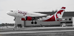 C-GITP, Air Canada Rouge, Airbus A319-100, CYUL. 03-08-2019 (savoie.jeremy11) Tags: plane aircraft airbus air canada rouge yul montreal airport aviation