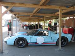 Ford GT40 (jane_sanders) Tags: goodwood westsussex sussex goodwoodrevival revival motorcircuit testing test fordgt40 ford gt40
