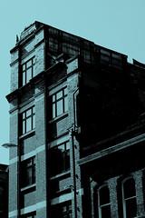 Stack (Peter Rea XIII) Tags: art architecture artistsontumblr abstract ancoats biutifulpics building brick city d300s design experimental cameraraw gradient imiging industrial lensblr lightisphotography luxlit manchester nikon originalphotographers originalphotography photographersontumblr peterreaphotography photography pws p58 submission streetphotography street telescopical tower urban windows xonicamagazine ycphotographs teal monochrome