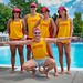 Mattice Pool Lifeguards (Richard Pilon) Tags: fujinon1855mm lifeguards cityofcornwall fujixt3 fujifilm godox