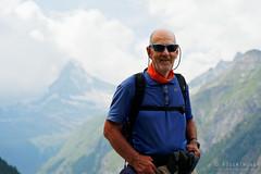 20190806-087-Haute Route day 12 - T (Roger T Wong) Tags: 2019 alps hauteroute matterhorn rogertwong sel24105g sony24105 sonya7iii sonyalpha7iii sonyfe24105mmf4goss sonyilce7m3 switzerland valais bushwalk hike hiker mountains outdoors portrait tramp travel trek walk