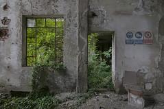 Cementificio. Italy