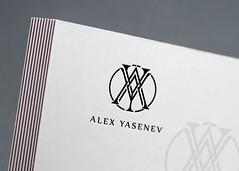 AY logo mockup (prdAKU) Tags: