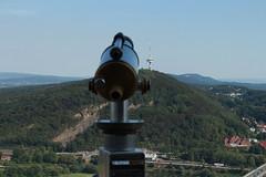 Porta Westfalica - Panoramablick zum Wittekindsberg (stephan200659) Tags: portawestfalica wittekindsberg kaiserwilhelmdenkmal