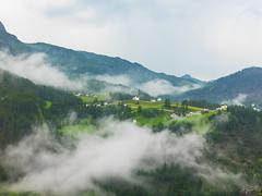 Cloud Village (A. Shamandour) Tags: lago lake lecco como italy mountains hasselblad sky clouds reflections cityscape river lights aqua montangne citta natura alpe