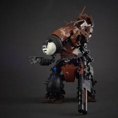 JFK 1 Mechanoid (Marco Marozzi) Tags: lego legomech legodesign legomecha marco marozzi moc mecha mech maschinen mak maschinenkrieger krieger robot walker