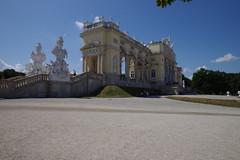 Gloriette, Schloss Schönbrunn, Wien (AWe63) Tags: schlosspark schönbrunn wien österreich pentax pentaxk1mkii cawe63 gloriette
