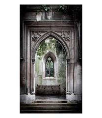 Ruined Church, East London, England. (Joseph O'Malley64) Tags: