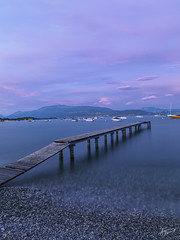 Lago di Garda (A. Shamandour) Tags: lago lake garda como italy mountains hasselblad sky clouds reflections cityscape river lights aqua montangne citta natura italia