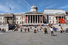 National Gallery, London, September 2016 (marktandy) Tags: nationalgallery london gallery september 2016 cityofwestminster charingcross wc2