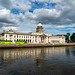 THE CUSTOM HOUSE [AS SEEN FROM THE OTHER SIDE OF THE LIFFEY]-155158