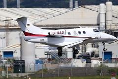 D-IAAD_02 (GH@BHD) Tags: diaad embraer emb500 phenom phenom100 arcusair belfastcityairport bhd egac bizjet corporate executive aircraft aviation