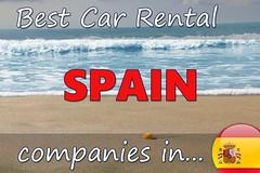 Best Car Rental Companies in Spain (CarRentals.Deals) Tags: bestcarrentalcompanies top