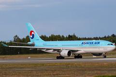 KE_A332_OSL (knut_nordlid) Tags: a330 a332 ke osl skyteam koreanair insta
