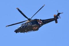 Maryland State Police (MDSP) - AgustaWestland (Agusta) AW139 - N383MD - Baltimore-Washington International Airport (BWI) - April 6, 2019 301 RT CRP (TVL1970) Tags: nikon nikond7200 d7200 nikongp1 gp1 geotagged nikkor70300mmvr 70300mmvr aviation aircraft rotorcraft rotarywing helicopter policeaviation policehelicopter policechopper baltimorewashingtoninternationalairport baltimorewashingtoninternational bwiairport bwi kbwi thomasadixonaircraftobservationpark dixonaircraftobservationpark aircraftobservationpark friendshippark dixonpark n383md marylandstatepolice mdsp marylandstatetroopers agusta agustaaerospace agustawestland agustaaw139 agustawestlandaw139 aw139 agustawestland139 agustaa139 a139 agusta139 prattwhitneycanada pwc pt6 pt6c pt6c67 pt6c67c turboshaft