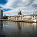 THE CUSTOM HOUSE [AS SEEN FROM THE OTHER SIDE OF THE LIFFEY]-155159