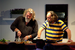 Hairy Bikers at Bolton Food and Drink Festival 2019 (Tony Worrall) Tags: bolton foodiees chef entertain stage demo cooking event annual men candid hairybikers cooks fun show duo boltonfoodfestival nw northwest north update place location uk england visit area attraction open stream tour country item greatbritain britain english british gb capture buy stock sell sale outside outdoors caught photo shoot shot picture captured ilobsterit instragram