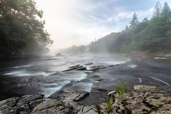 Clearing Mist (dgmann11) Tags: trerickett wyevalley
