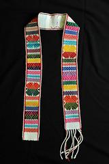 Faja Sash Belt Veracruz Nahua Tequila Mexico (Teyacapan) Tags: tequila veracruz nahua belts sash faja weavings textiles sierrazongolica