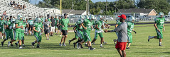073 (DwightJodon) Tags: photobydwightjodon eunicehighschool kaplanhighschool catholichighnewiberia catholichigh eunice kaplan newiberia football scrimmage bobcatfield ehs bobcats pirates eunicela