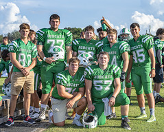 057 (DwightJodon) Tags: photobydwightjodon eunicehighschool kaplanhighschool catholichighnewiberia catholichigh eunice kaplan newiberia football scrimmage bobcatfield ehs bobcats pirates eunicela