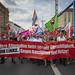 #unteilbar Demo in Dresden