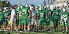 094 (DwightJodon) Tags: photobydwightjodon eunicehighschool kaplanhighschool catholichighnewiberia catholichigh eunice kaplan newiberia football scrimmage bobcatfield ehs bobcats pirates eunicela