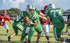 080 (DwightJodon) Tags: photobydwightjodon eunicehighschool kaplanhighschool catholichighnewiberia catholichigh eunice kaplan newiberia football scrimmage bobcatfield ehs bobcats pirates eunicela