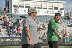 064 (DwightJodon) Tags: photobydwightjodon eunicehighschool kaplanhighschool catholichighnewiberia catholichigh eunice kaplan newiberia football scrimmage bobcatfield ehs bobcats pirates eunicela