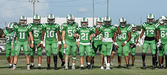 061 (DwightJodon) Tags: photobydwightjodon eunicehighschool kaplanhighschool catholichighnewiberia catholichigh eunice kaplan newiberia football scrimmage bobcatfield ehs bobcats pirates eunicela