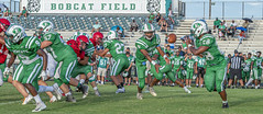 0002 (DwightJodon) Tags: photobydwightjodon eunicehighschool kaplanhighschool catholichighnewiberia catholichigh eunice kaplan newiberia football scrimmage bobcatfield ehs bobcats pirates eunicela