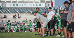 0001 (DwightJodon) Tags: photobydwightjodon eunicehighschool kaplanhighschool catholichighnewiberia catholichigh eunice kaplan newiberia football scrimmage bobcatfield ehs bobcats pirates eunicela