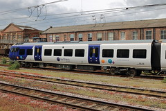 466105 (ANDY'S UK TRANSPORT PAGE) Tags: trains doncaster northern arn arrivarailnorth class331