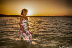 EL SOL EN SUS CABELLOS (josmanmelilla) Tags: melilla mar agua sony sol españa modelos modelo retratos retrato belleza atardecer photowalkmelilla pwmelilla flickphotowalk pwdmelilla