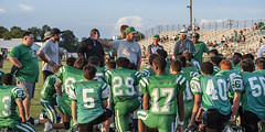 102 (DwightJodon) Tags: photobydwightjodon eunicehighschool kaplanhighschool catholichighnewiberia catholichigh eunice kaplan newiberia football scrimmage bobcatfield ehs bobcats pirates eunicela