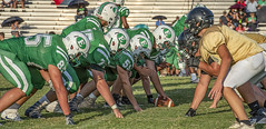 092 (DwightJodon) Tags: photobydwightjodon eunicehighschool kaplanhighschool catholichighnewiberia catholichigh eunice kaplan newiberia football scrimmage bobcatfield ehs bobcats pirates eunicela