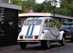1974 Citroën 2CV 6 AZ (rvandermaar) Tags: 1974 citroën 2cv 6 az citroën2cv citroënaz sidecode3 16bz98