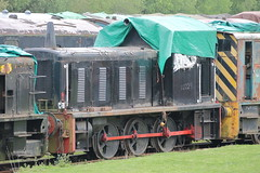 D2229 (1) (ANDY'S UK TRANSPORT PAGE) Tags: trains rowsley peakrail class04