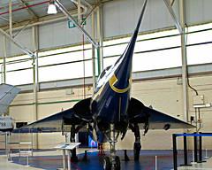 FAIREY DELTA 2 RAF COSFORD (toowoomba surfer) Tags: jet aeroplane delta aviation aircraft museum airmuseum aviationmuseum aircraftmuseum preserved