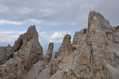 DSC_2798 (giuseppe.cat75) Tags: dolomiti fornomoena mountains lanscape latemar clouds italy