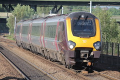 220xxx (ANDY'S UK TRANSPORT PAGE) Tags: trains meadowhall crosscountry class220