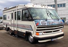 Holiday Rambler (Schwanzus_Longus) Tags: bremen german germany us usa america american modern vehicle camper camping van rv motorhome holiday rambler aluma lite xl
