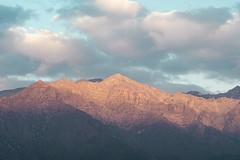 Atardecer La Reina - Cordillera de Los Andes (DelRoble_Caleu) Tags: cordilleradelosandes atardecer delroblecaleu juliocarrascovalenzuela