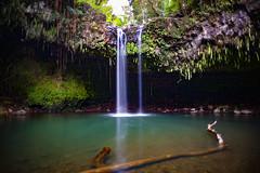 Caveman Falls (gpa.1001) Tags: maui hawaii haiku hoolawavalley cavemanfalls