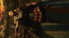 Huff... (Ai Kato Hanami) Tags: skyrim tesv realvisionenb imperial legion armor breezhome whiterun ai kato light shadow