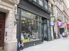 2019 Forbidden Planet Comic book store NYC 9181 (Brechtbug) Tags: 2019 forbidden planet comic book store nyc 13th street broadway new york city current location comicbook comics manhattan pulp pop culture funnies stores collectable toy toys south union square park chelsea facade front display window windows brit british uk english england organization business books news newspaper paper papers under ground 08242019 august