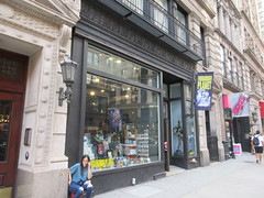2019 Forbidden Planet Comic book store NYC 9179 (Brechtbug) Tags: 2019 forbidden planet comic book store nyc 13th street broadway new york city current location comicbook comics manhattan pulp pop culture funnies stores collectable toy toys south union square park chelsea facade front display window windows brit british uk english england organization business books news newspaper paper papers under ground 08242019 august