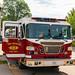 Des Moines Fire Department - Fire Truck at Iowa State Fair