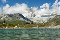 20190808-40-Grunsee bei Zermatt Lake (Roger T Wong) Tags: 2019 alps grunsee rogertwong sel24105g sony24105 sonya7iii sonyalpha7iii sonyfe24105mmf4goss sonyilce7m3 switzerland valais zermatt clouds lake mountains travel