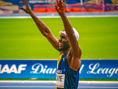Will Claye - Triple saut Hommes